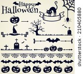 Happy Halloween  Collection Of...