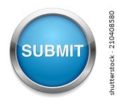 submit button | Shutterstock .eps vector #210408580