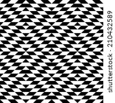 the geometric pattern. seamless ... | Shutterstock . vector #210432589