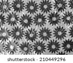 abstract background on cement... | Shutterstock . vector #210449296