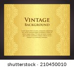 Luxury Golden Background In...