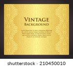 Luxury Golden Background In...