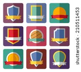 vector coats of arms  shields ...
