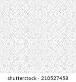 ornamental pattern. traditional ... | Shutterstock .eps vector #210527458