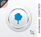 tree sign icon. forest symbol....