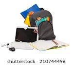 School Backpack With School...