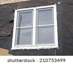 installation of plastic windows ... | Shutterstock . vector #210753499