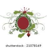 illustration of a christmas...   Shutterstock .eps vector #21078169