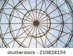 Glass Window Dome