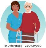 ηλικίας,ενίσχυση,βοηθήσει,βοήθεια,φροντιστής,υπηρεσιακή,δεκανίκια,αναπηρία,απενεργοποίηση,νόσος,γιατρός,ηλικιωμένοι,χέρι,ευτυχισμένο,βοήθεια