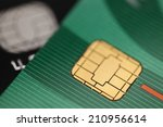 credit cards close up | Shutterstock . vector #210956614