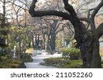 an image of park | Shutterstock . vector #211052260