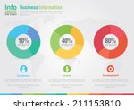 Business Pie Chart Infographic...