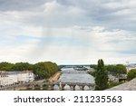View Of Bridges Pont De Verdun...