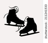 vector illustration of classic... | Shutterstock .eps vector #211241533