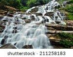 Maeya Waterfall In Chiang Mai ...
