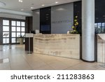 reception area | Shutterstock . vector #211283863