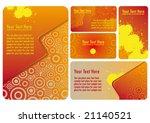 templates for design | Shutterstock .eps vector #21140521