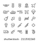 set of quality universal... | Shutterstock .eps vector #211532260