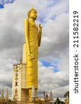 Buddha Thailand And Roi Et Wat...
