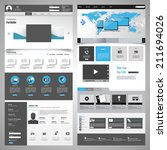 great website elements pack  2
