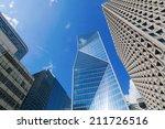 paris   august 05  skyscraper... | Shutterstock . vector #211726516