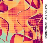 vintage textured background | Shutterstock . vector #211728190