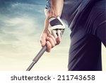 golf | Shutterstock . vector #211743658