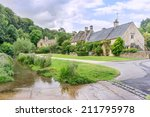 Upper Slaughter In The English...