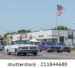 royal oak  mi usa   august 15 ... | Shutterstock . vector #211844680