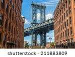 New York City Brooklyn Dumbo...