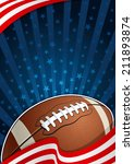 american football background | Shutterstock .eps vector #211893874
