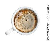 coffee cup | Shutterstock . vector #211898089