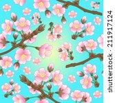 illustration of seamless ... | Shutterstock .eps vector #211917124