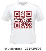 "ukrainian t shirt ""code of the...   Shutterstock .eps vector #211929808"
