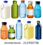 illustration of the different... | Shutterstock .eps vector #211930738