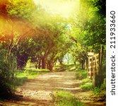 road | Shutterstock . vector #211933660