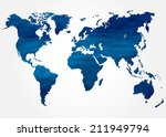 abstract background with... | Shutterstock .eps vector #211949794