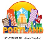 Portland Oregon Outline...