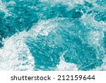 background of stormy water with ... | Shutterstock . vector #212159644