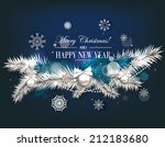 Holiday Abstract Background...