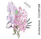 flowers isolated   Shutterstock . vector #212189188