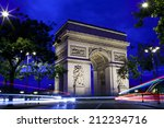 paris  france   august 7th 2014 ... | Shutterstock . vector #212234716