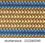 wicker backgrounds | Shutterstock .eps vector #212260240