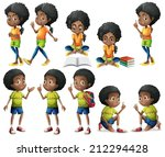 african,american,background,backpack,bag,black,books,boys,brown,cartoon,clip-art,clipart,complexion,culture,curly