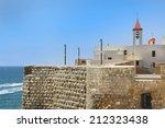 Pizani Harbor Walls And St....