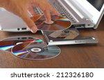 Hand Install Program From Dvd...
