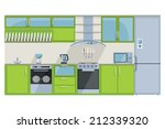 detailed illustration of a... | Shutterstock .eps vector #212339320