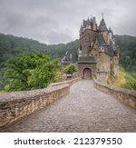 Eltz Castle Is A Medieval...