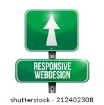 responsive web design sign...